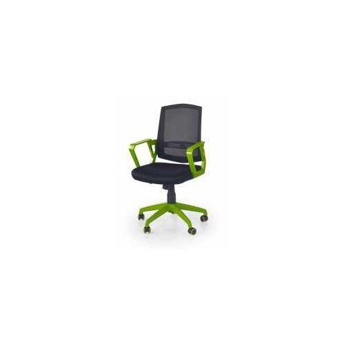 Fotel Ascot czarno- zielony - ZADZWOŃ I ZŁAP RABAT DO -10%! TELEFON: 601-892-200
