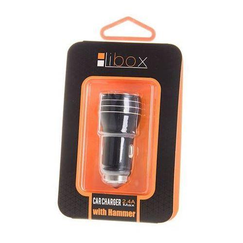 Ładowarka Libox Black (LB0057) Darmowy odbiór w 21 miastach!