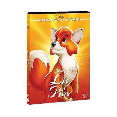 LIS I PIES (DVD) DISNEY ZACZAROWANA KOLEKCJA (Płyta DVD) (7321917500807)