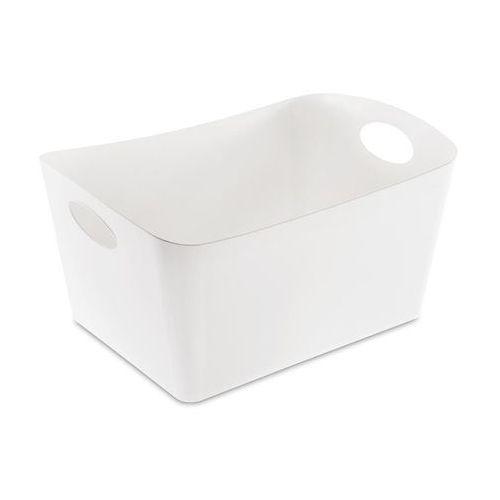 Miska łazienkowa boxxx, pojemnik, rozmiar l - kolor biały, marki Koziol