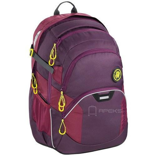 "Coocazoo JobJobber II plecak szkolny 45 cm / laptop 15,4"" / Berryman - fioletowy"
