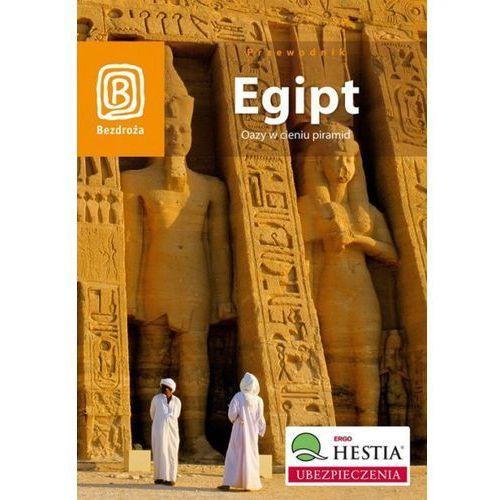 Egipt Oazy w cieniu piramid / Tunezja. Smak harissy i oliwek - SZYMON ZDZIEBŁOWSKI (9788363465155)