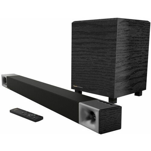 Klipsch soundbar Cinema 400, czarny