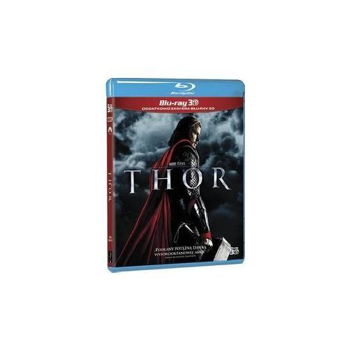 OKAZJA - Thor 3D (Blu-Ray) - Kenneth Branagh (7321917502276)