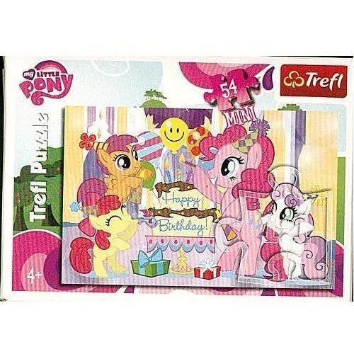 Trefl Puzzle 54 mini my little pony 2 (5900511194661)