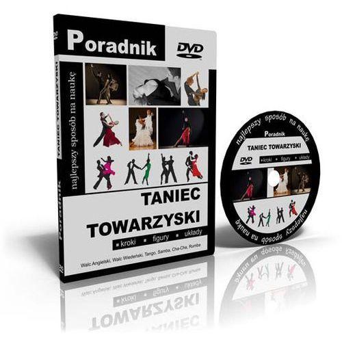 Taniec Towarzyski - Poradnik DVD (nauka tańca) - sprawdź w wybranym sklepie