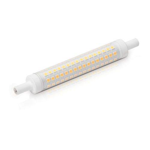 Żarówka LED R7s J118mm 8W barwa CIEPŁOBIAŁA