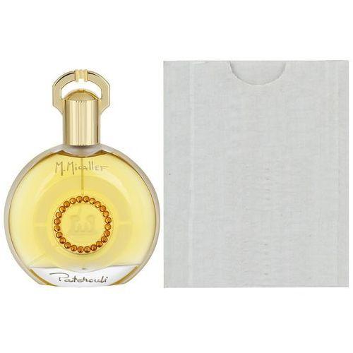 Info · M. Micallef Patchouli, Woda perfumowana - Tester, 100ml 339a8d98b5