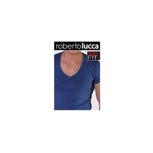Roberto lucca V koszulka slim fit 70223 00815