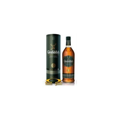 Whisky glenfiddich cask collection select cask 1l w tubie marki William grant & sons