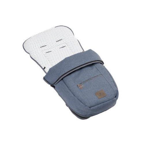 Hartan Śpiworek do wózka lato/zima bellybutton flint stone (768) (4015538033303)