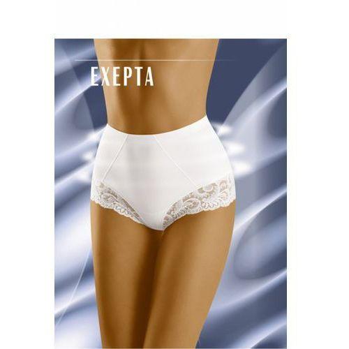 Figi Model Exepta White, kolor biały