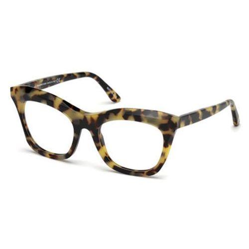 Balenciaga Okulary korekcyjne ba5075 055