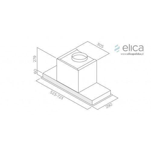 Elica HIDDEN 60