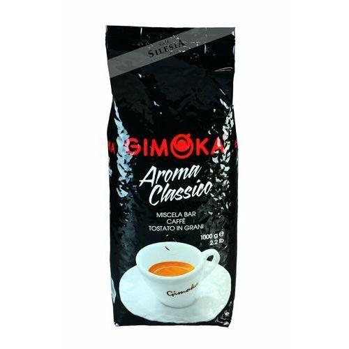 gran gala 1kg włoska kawa ziarnista do ekspresu ciśnieniowego marki Gimoka