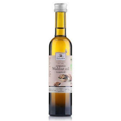 Bio Planete: olej z orzechów włoskich BIO - 100 ml (olej, ocet)