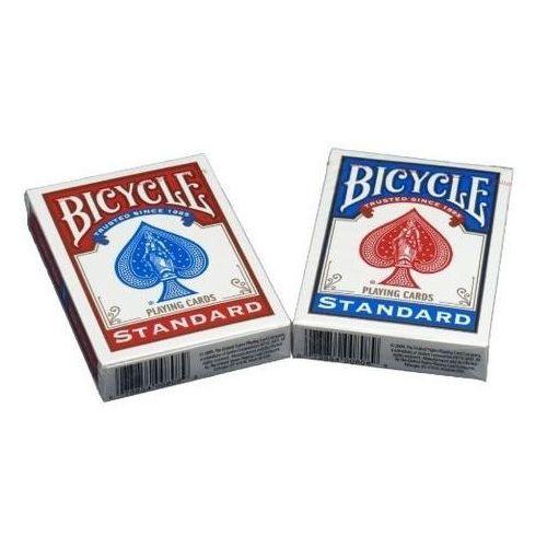 Karty Standard RB 2 talie BICYCLE (0073854608081)