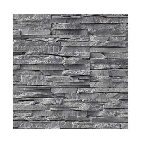 Max-stone kamień dekoracyjny płytka malezja szara ma2 37,5x12,5cm opk. 0,47m2 (5902409740295)