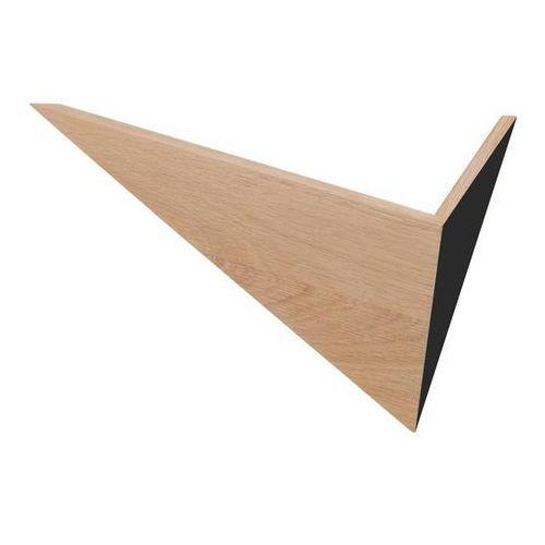 Drugeot labo Fleche-kinkiet ścienny dąb dł.40cm (3663710137519)