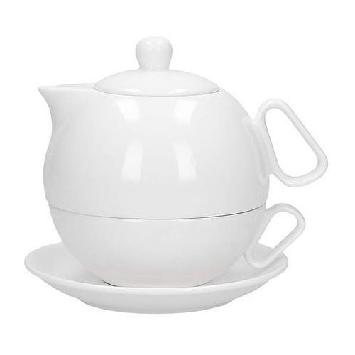 Dzbanek z filiżanką, komplet do herbaty | AMBITION, Salsa