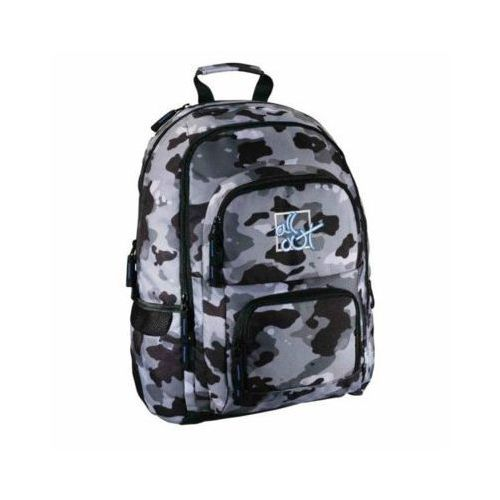 Hama Plecak szkolny louth all out camouflage (4047443311832)