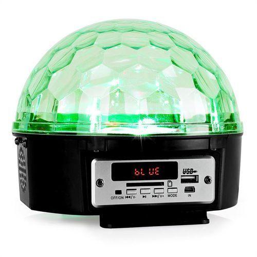 Ibiza ll082led-bt efekt świetlny led z głośnikami stereo