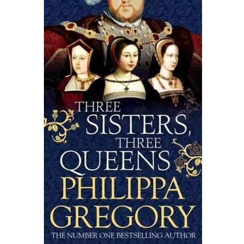 Three Sisters, Three Queens, Simon Schuster