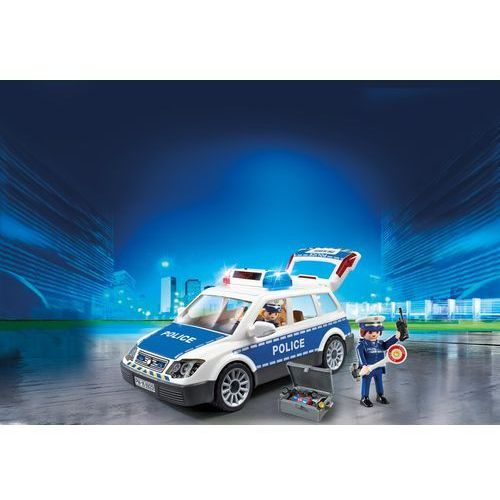 Playmobil CITY ACTION Policyjne auto 6920