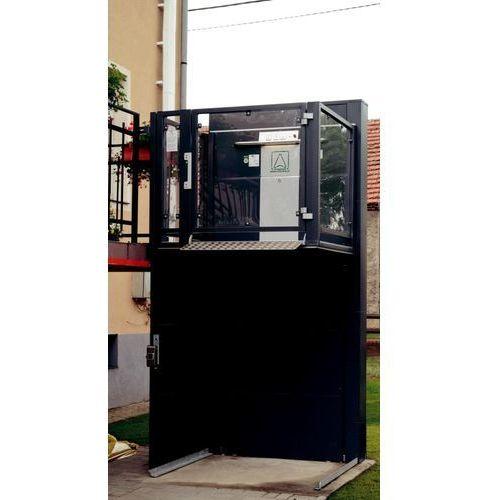 Winda jurajska Podnośnik pionowy, winda dla osób niepełnosprawnych jura 14.10 (do 3m)