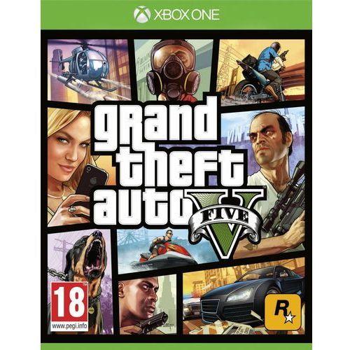 OKAZJA - Grand theft auto v marki Rockstar games