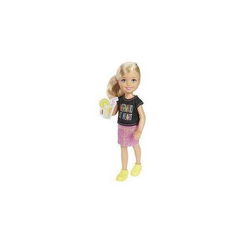 Barbie Chelsea na tropie piesk�w Mattel (z sokiem)