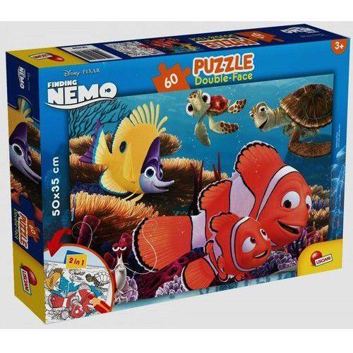 Puzzle 60 Dwustronne Maxi Nemo (8008324047949)