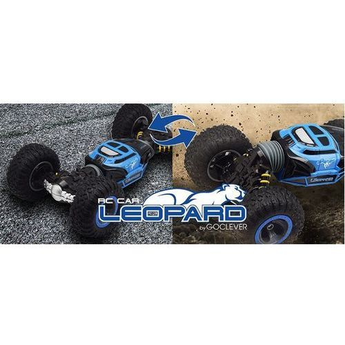 GOCLEVER RC CAR LEOPARD