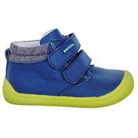 buty barefoot chłopięce harper 19 niebieskie marki Protetika