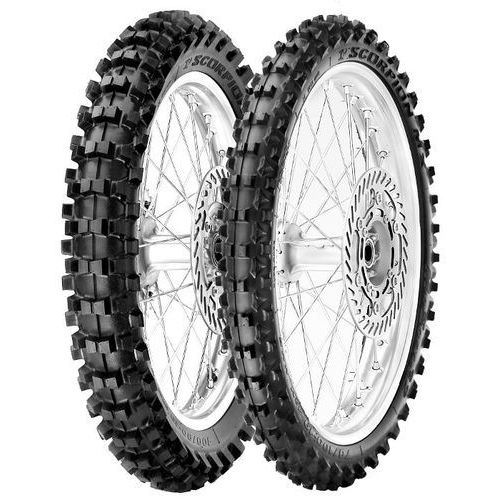 Pirelli scorpion mx mid soft 32 front 70/100-17 tt 40m koło przednie, nhs -dostawa gratis!!!