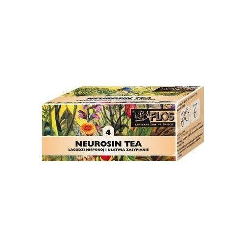 Herbaflos Neurosin tea 4 2g x 25 saszetek