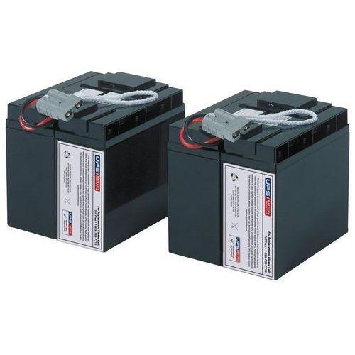 APC Zamienna kaseta akumulatora RBC55