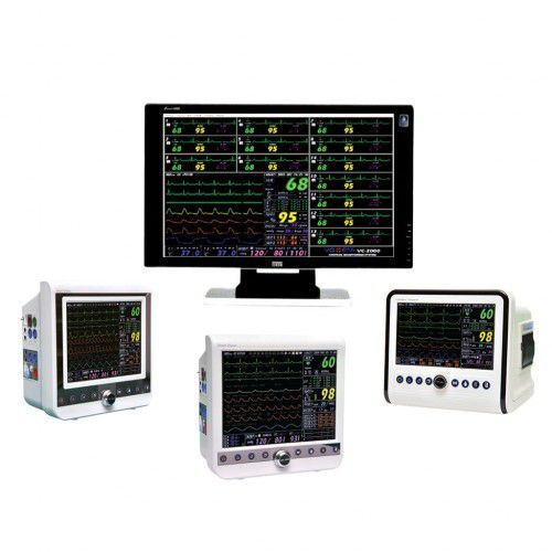 Kardiomonitory-kompaktowe monitory pacjenta z możliwością podłączenia do stacji centralnego nadzoru, BTL_Kardio_Moni_Kompakt