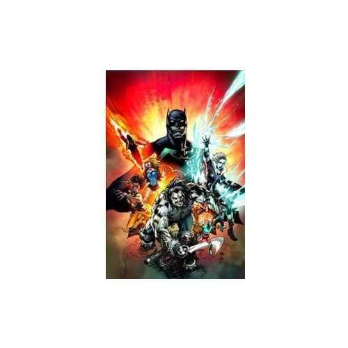 Justice League Of America Vol. 2 Curse Of The Kingbutcher (Rebirth) (9781401274498)
