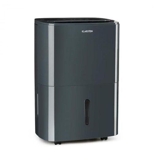 Klarstein DryFy20 Osuszacz powietrza 420 W 20 l/24 h 230 m³/h 40–50 m² DrySelect 40 dB kolor szary (4260435918110)