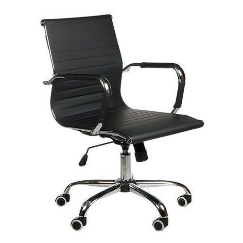 Fotel biurowy bx-5855 czarny marki Corpocomfort
