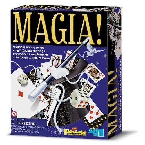 Russell 4m, sztuczki magiczne, zestaw kreatywny (4893156032157)