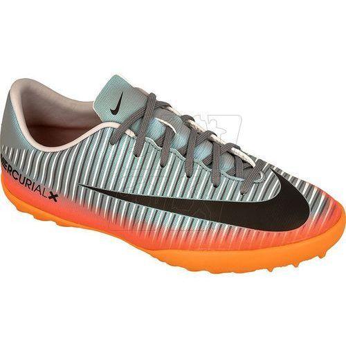 Nike Buty piłkarskie  mercurialx victory vi cr7 tf jr 852487-001