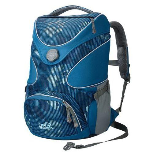 Plecak szkolny ramson top 20 - glacier blue paw marki Jack wolfskin