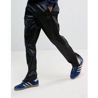 Adidas originals  ac popper joggers in black bk0026 - black