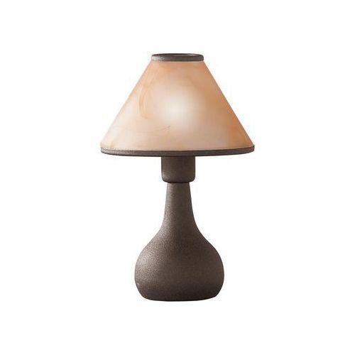 Trio 5930 lampa stołowa rudy, 1-punktowy - dworek - obszar wewnętrzny - gerrit - czas dostawy: od 6-10 dni roboczych