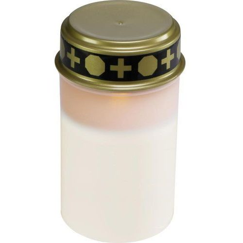 Znicz LED, Żarówka LED, biały, 1 szt. (4016139071145)