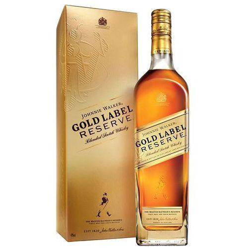 Whisky gold label reserve 0,7l marki Johnnie walker. Najniższe ceny, najlepsze promocje w sklepach, opinie.