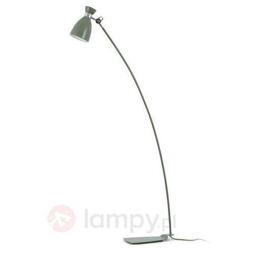 Faro Retro Lampa stojąca Zielony, 1-punktowy - Nowoczesny/Lokum dla młodych - Obszar wewnętrzny - Retro - Czas dostawy: od 2-3 tygodni