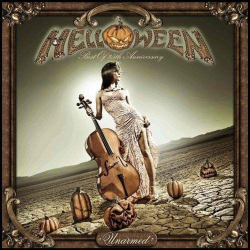 Sony music entertainment Unarmed: best of 25th anniversary - helloween (płyta cd)